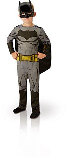 Rubie's-déguisement officiel - Dawn of Justice- Déguisement classique Dawn of Justice Batman - Taille S- I-620421S