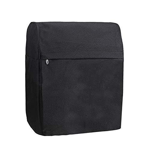 libelyef Staubschutz für Standmixer, mit Taschen, Baumwolle, gesteppt, kompatibel mit allen Neigeköpfen von 6–8 Quart