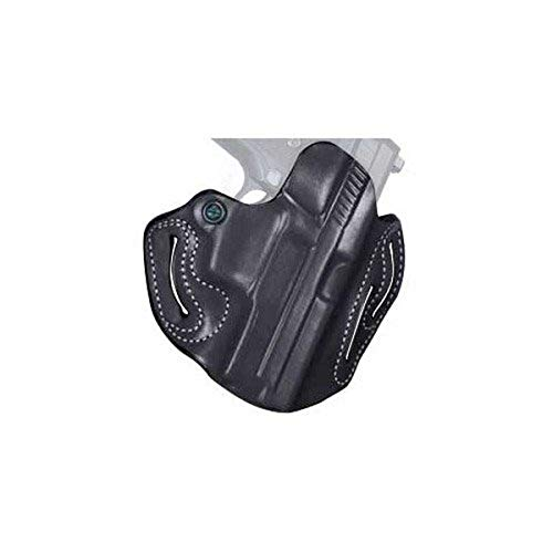DeSantis Speed Scabbard Holster fits 4-Inch S&W SD9, SD40, Right Hand, Black
