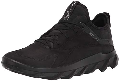 ECCO Herren MX Hiking Shoe Laufen, Black, 41 EU