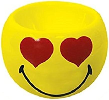 Preisvergleich für Zak Designs 6727-4462 Smiley Emoticon verliebt Eierbecher gelb
