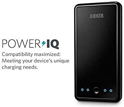 Anker 2nd Gen Astro E3 Dual-Port Ultra Compact External Battery Portable USB Charger Power Bank - PowerIQ? Broad Compatibility, Fast Charging, High Capacity - For iPhone 5s 5c 5, iPad Air mini, Galaxy S5 S4, Tab 2, Note 3 2, LG G3, Nexus, HTC One M8, MOTO X, PS Vita and More (White)