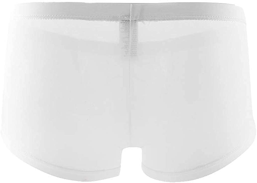 Mens Sexy Briefs Underwear Comfort Breathable Cool Dri Fit Cotton Stretch Waistband Boxer Boxers G-Strings & Thongs