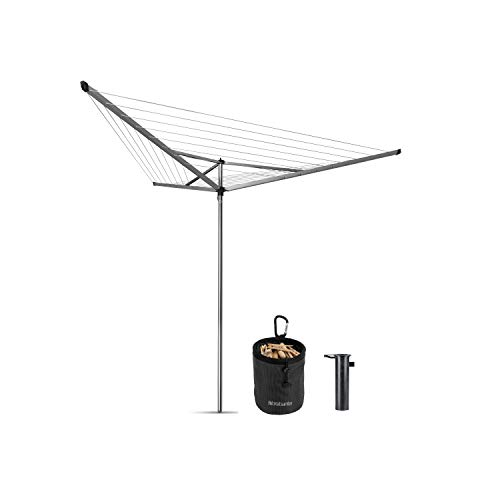 Brabantia Essential Rotary Washing Line and...