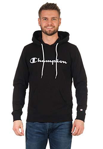 Champion Hooded Sweatshirt KK001 Black 214138-KK001