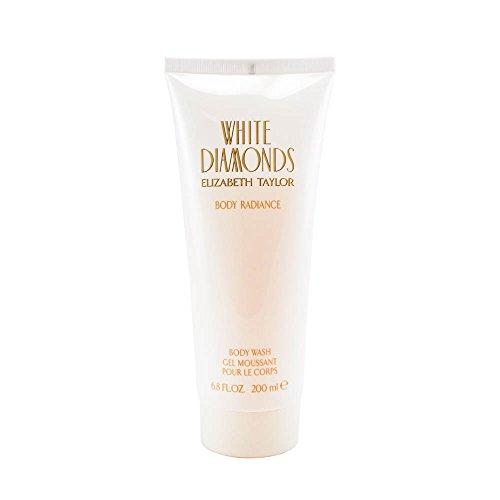 White Diamonds Elizabeth Taylor Body Wash 6.8 oz