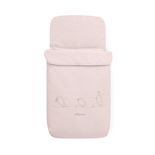 Petit Praia PIU Limited Edition PIU Limited Edition rosa överkast vit/rosa
