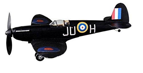 Supermarine Spitfire Fighter Nuit bois de balsa échelle Avion Kit par Vintage Modèle Co