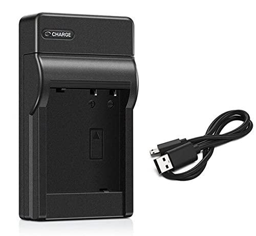 HANXIAOLONGA Cargador de batería para cámara Digital sin Espejo Sony Alpha a7, a7II, a7R, a7R II, a7RII, a7S, a7SII (Color : NP-FW50 USB Charger)