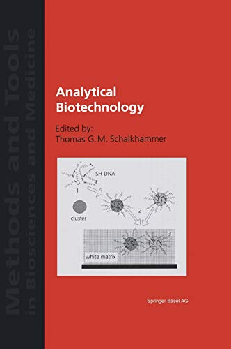 Analytical Biotechnology (Methods and Tools in Biosciences and Medicine)