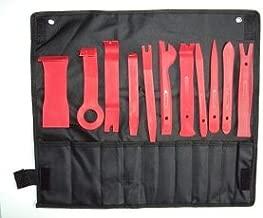Prylon 11Pc Auto Trim Door Panel Window Molding Upholstery Clip Removal Tool Kit