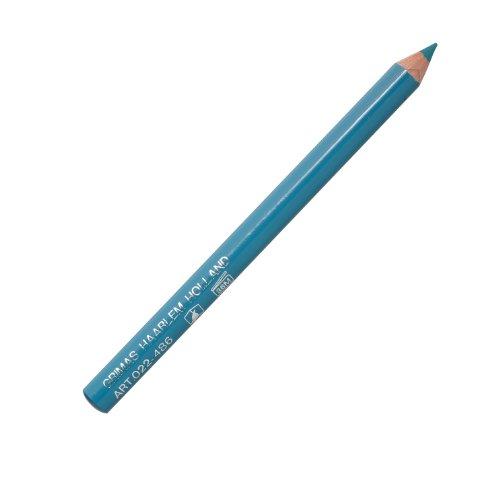 Make-up-Stift 11 cm, blau-grün
