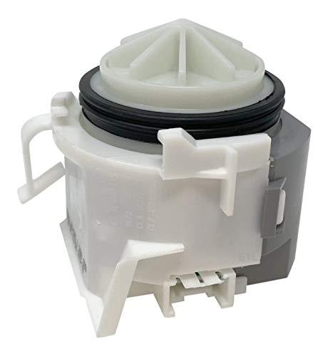 DREHFLEX - LP57 - für 00631200/631200 Laugenpumpe/Pumpe für Bosch/Siemens/Neff/Balay Geschirrspüler/Spülmaschine - Ausführung Copreci