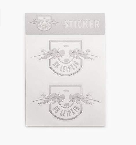 RB Leipzig Mono Stickers Set, Unisex Een Maat - Officiële Kleding