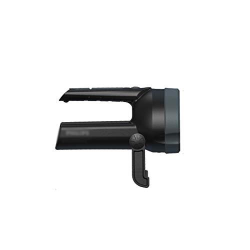 ZZL Antorchas estándar Super brillante potente linterna LED recargable por USB de alto lumen linterna de mano para camping camping linterna (color: A)