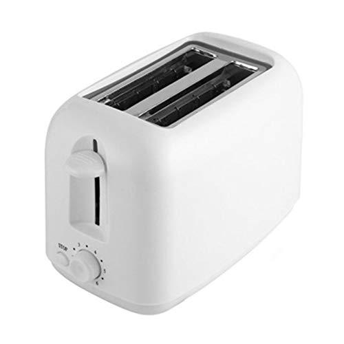 WANGYIYI Tostadora automática Fabricación de Alimentos eléctricos Fabricantes de Pan Fácil Pan Tostadora Casera Multifuncional Multifuncional Amplio Tarjeta Amplia Ranura Desayuno Tostadora