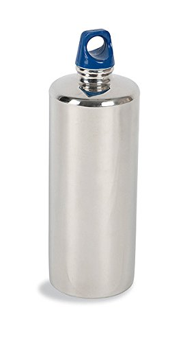 Tatonka Stainless Bottle 1000 1,0 l 4020 Trinkflasche aus Edelstahl 8 x 24,5 cm