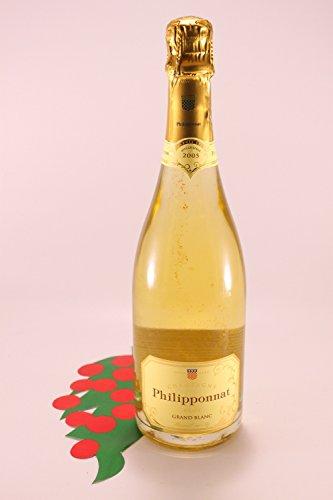Champagner Grand Blanc - 2007 - Philipponnat Champagne