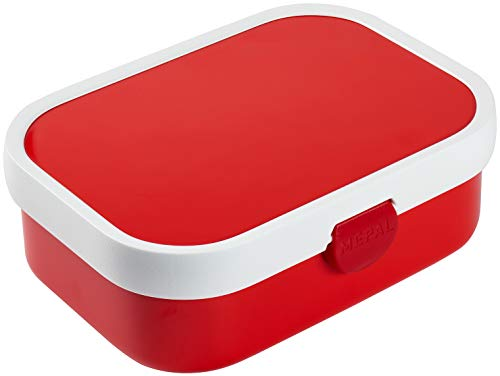 Rosti Mepal Campus with Lunch Box Bento Unit - Red 107440070100