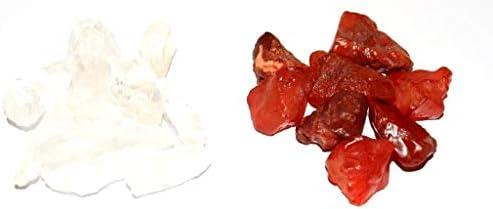 R.R. SHEIKH GEMS Natural Rough Raw Amethyst, Black Tourmaline, Selenite, Reiki, Apatite, Ruby, Opal, Obisdian, Lapis, Red Jasper, Green Aventurine, Pyrite, Tiger Eye, Citrine Crystal Healing Stones