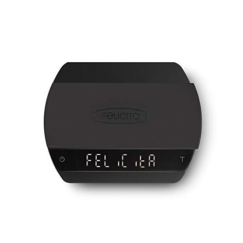 Felicita Arc Digital Scale, FELCARC, Espresso and Kitchen Scale w/Bluetooth Connectivity and Coffee App