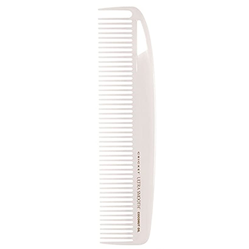 Cricket Ultra Smooth Coconut Oil Infused Dressing Comb