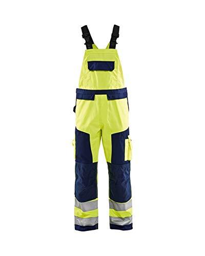 Blakläder 266018043389D124 High-Vis bretels, klasse 2, maat D124, geel/marineblauw