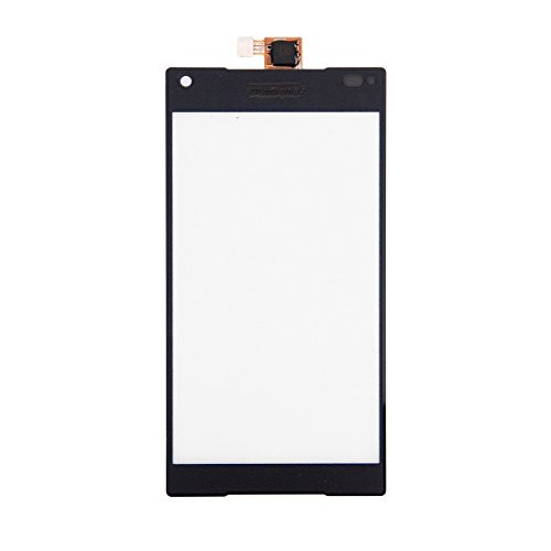 DUANDETAO Compact / Z5 Mini Touch Panel for Sony Xperia Z5 (Black) Touch Panel Spare Parts (Color : Black)