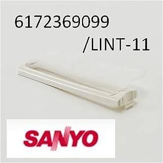 サンヨー(SANYO)用 LINT-11 6172369099 洗濯機用糸くずフィルター(ごみ取りネット) 全自動洗濯機用