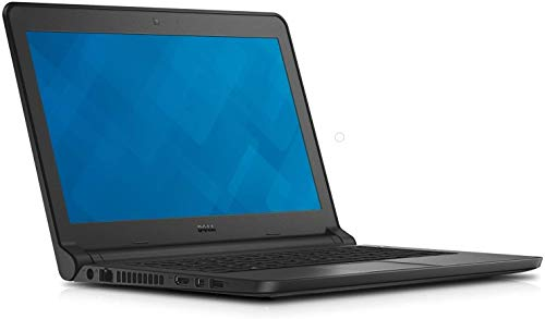 (Renewed) Dell Latitude Laptop 3340 Intel Core i5 - 4200m Processor, 4 GB Ram & 128 GB ssd, Win10, 14.1 Inches Notebook Computer
