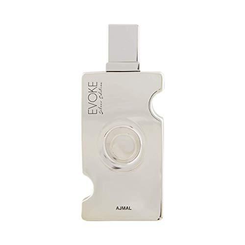 Ajmal Evoke Silver Edition by Eau De Parfum Spray 2.5 oz / 75 ML (Women)