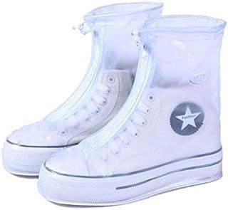 Reusable Waterproof Overshoes Shoe Covers Protector Men&Women's&Children Rain Cover for Shoes