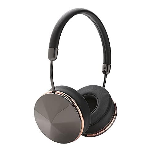 FRENDS Taylor Wireless – Cuffie da donna – Over-Ear – Bluetooth – Gunmetal su nero