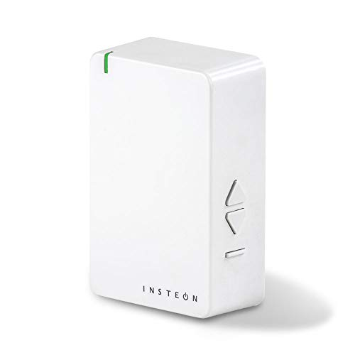 Insteon Smart Lamp Dimmer Plug-in Module, 2-Pin, 2457D2 - Insteon Hub required for voice control with Alexa & Google Assistant