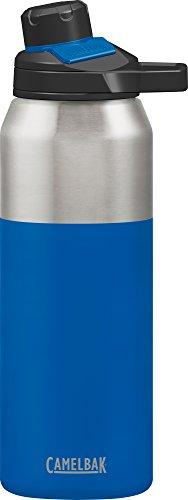 Camelbak Trinkflasche CHUTE Mag Vakuum Edelstahl isoliertechnologie Wasser Flasche, blau (Cobalt), 32oz