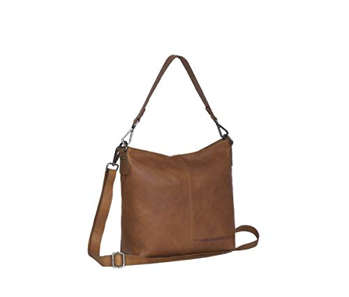 The Chesterfield Brand Wax Pull-Up Jen Schultertasche Leder 25 cm