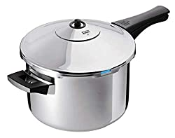 Kuhn Rikon Stainless-Steel Pressure Cooker, 7 qt Review