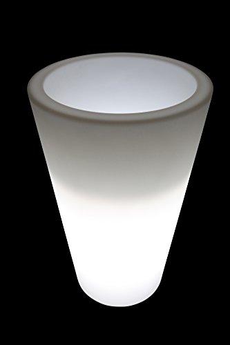 point-garden bac à Fleur bac à Plantes avec lumière Lampe Design
