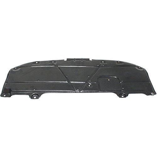 Evan-Fischer Engine Splash Shield compatible with Mazda 3 14-18 Under Cover (Hatchback 14-17)/Sedan