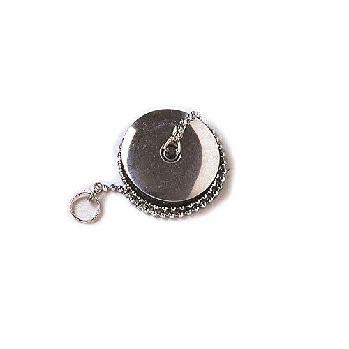 acquastilla 100537 kant zwart met rozet, ring en ketting