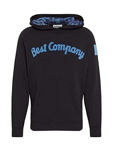 BEST COMPANY Herren Sweatshirt schwarz L