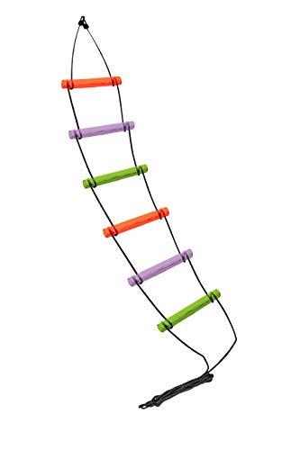 Slackers Bachar Ladder 15' Multicolored