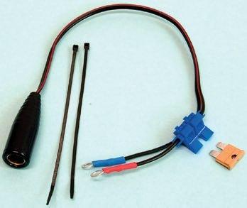 BV11628 fritec Batterieanschlusskabel mit Normkupplung