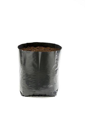 Hadopots Vasi per piante 36 l in polietilene (confezione da 50)