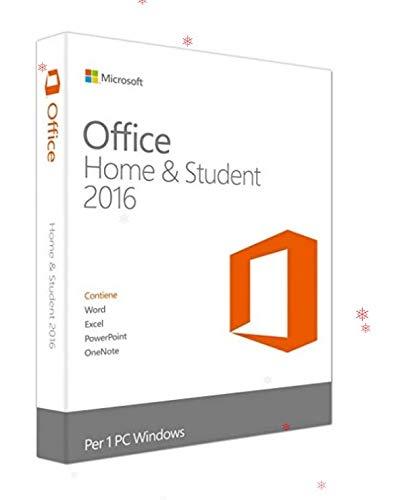 Office Home and Student 2016 Key Licenza elettronica / spedizione Immediata / Fattura / Assistenza 7 su 7