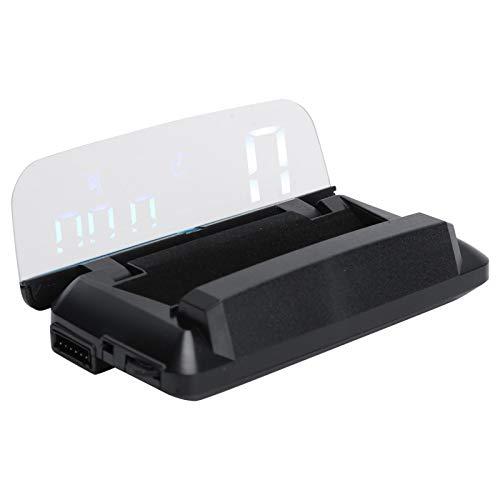 Medidor Inteligente para Coche GPS para Coche 5 Pulgadas Ordenador Inteligente Fatiga Alarma de Advertencia de conducción Medidor Digital Multifuncional