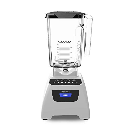 Blendtec Classic 575 Blender - WildSide+ Jar (90 oz) - Professional-Grade Power - Self-Cleaning - 4...