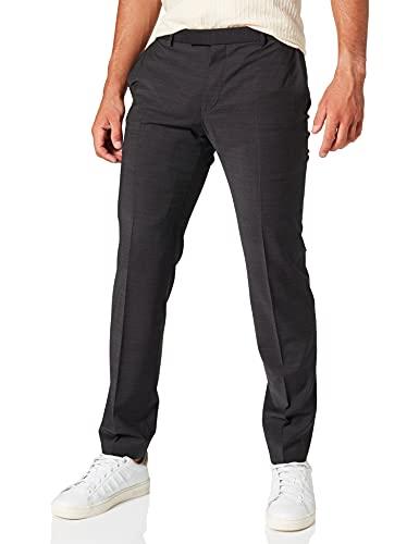 Strellson Premium Mercer Pantaloni Completo, Grigio (Grau 019), 10 (Taglia Produttore: 110) Uomo