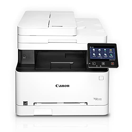 Color imageCLASS MF644Cdw - All-in-One, Wireless, Mobile-Ready, Duplex Laser Printer with 3 Year Warranty
