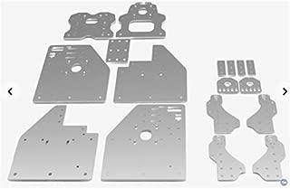 HEASEN Openbuilds OX CNC Router Machine Parts Accessory FL3D OX CNC Plates kit/Set DIY 3D Printer Parts